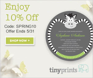 Tiny Prints coupon